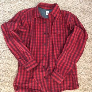 Other - GAP Casual flannel shirt